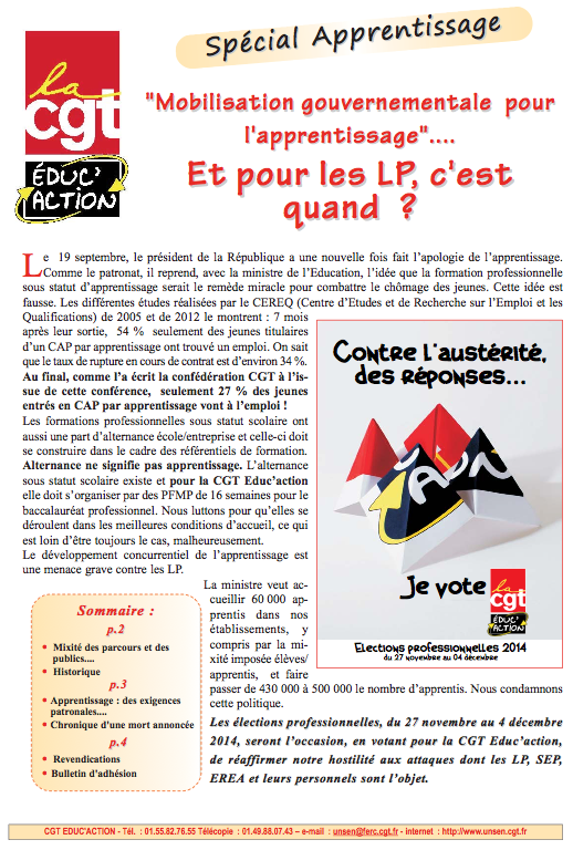 Guide Syndicale stagiaires